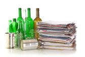 återvinning — Stockfoto
