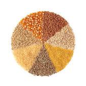 Cereales — Foto de Stock