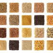 Cereals collection — Stock Photo #6344795