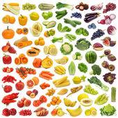 Coleção arco-íris — Foto Stock