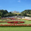 The Gloriette in the Schonbrunn Palace Garden — Stock Photo