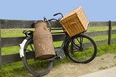 Old bike — Stock Photo