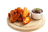 Hot wings — Stock Photo