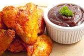 Spicy chicken — Stock Photo