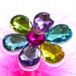 Jewel flower — Foto Stock
