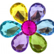 Jewel flower - Stock Photo