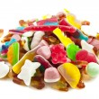Candy on pile — Stock Photo #5586896