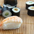 Fresh sushi — Stock Photo #5640799