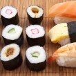 Fresh sushi — Stock Photo #5640804