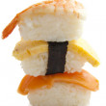 Sushi pile — Stock Photo #5640811