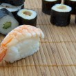Fresh sushi — Stock Photo #5717628