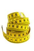 Measurer tape — Stock Photo