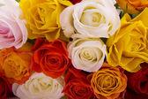 Sacco di rose — Foto Stock