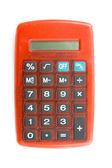 Calculadora — Fotografia Stock