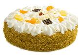 Torta di panna — Foto Stock