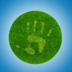 Hand planet — Stock Photo #5443940