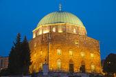 Moskee van pasha qasim — Stockfoto