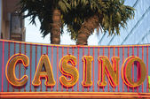 Casino — Stock Photo