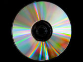 Cd disk 1 — Stock Photo