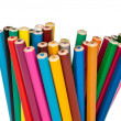 Set of colored pencils — Foto Stock