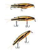 Señuelos de pesca — Foto de Stock