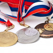 Sports Medal of RussiFederation — Stock Photo #5638962