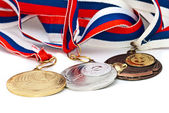 Sports Medal of the Russian Federation — Stock Photo