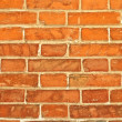 Stock Photo: Brick wall of old house