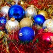 Christmas decorations — Photo