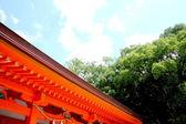 Santuario giapponese — Foto Stock