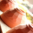 Earthenware, pottery — Stock Photo