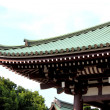 Stock Photo: Japanese temple
