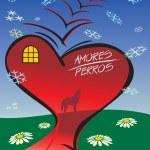 Amores Perros — Stock Vector #5498388