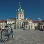 Charlottenburg Palace — Stock Photo