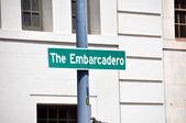 The Embarcadero — Stock Photo