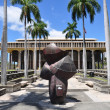 Hawaii State Capitol Building - Stock Photo