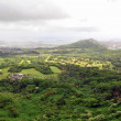 Stock Photo: Nuuanu Pali Lookout