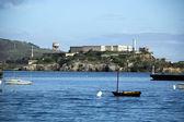 Alcatraz Island — Stock Photo