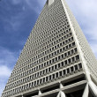 San Francisco Financial District — Stock Photo