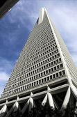 San Francisco Financial District — Stock Photo