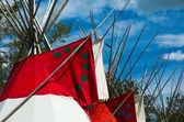 Tipi indiano — Foto Stock
