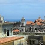 Havana streets — Stock Photo #5746253
