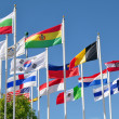 Flags of the world — Stock Photo #6118771