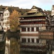 Part of petite france in strasbourg — Stock Photo #6045487