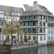 Part of petite france in strasbourg — Stock Photo #6045707