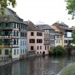Part of petite france in strasbourg — Stock Photo #6075012