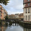 Part of petite france in strasbourg — Stock Photo #6075028