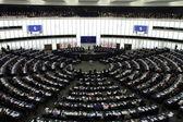 European parliament — Stock Photo