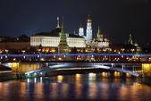 Moskva kreml — Stockfoto