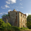 Farmhouse in Touscany — Stock Photo